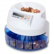 Compteuse trieuse de monnaie - Comptage et triage de pièces en secondes