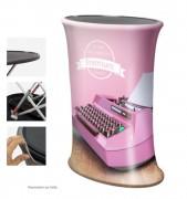 Comptoir avec système hydraulique - Hauteur : 930 mm
