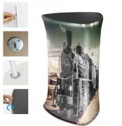 Comptoir de salon - Dimensions : 600 x 1000 mm