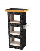 Comptoir présentoir - Dimensions : 488 x 1040 x 382 mm