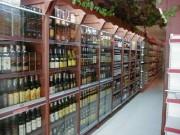 Conception et réalisation cave à vins - Linéaire pour la cave à vins