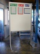 Conception Panneau d'affichage magnétique