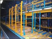 Conception plancher pour zone ADF - Réalisation et mise en service