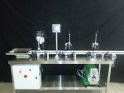 Conditionneuse moyenne série semi- automatique - Machine de conditionnement moyenne série