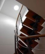 Conduit de lumière naturelle pour pièce sombre - Puit de lumière pour toitures plates - Diamètre 52cm
