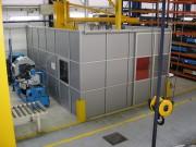 Confinement atelier - Isolation de process, protection opérateurs