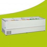 Congélateur avec couvercle bahut - Température produite : de -18°C à -15°C -