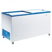 Congélateur avec couvercle coulissant vitré  - Température -18°/-22°C - Volume utile :222 L