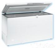 Congélateur coffre professionnel 550 L - Froid négatif -14 -24°C - L x P x H : 1595 x 630 x 840 mm