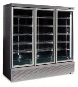 Congélateur professionnel armoire - Froid ventilé -16°C/-18°C - Capacité : de 526 à 1807 L
