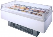 Congélateur self service - Température de fonctionnement -1°C/+5°C et -15°C/-18°C