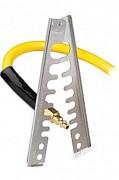 Consignation raccord pneumatique - Structure en acier inoxydable