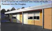 Constructeur école - Bâtiment modulaire