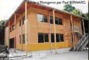 Constructeur lycée - Bâtiment modulaire