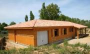Constructeur maison ossature bois - Rapidité de construction