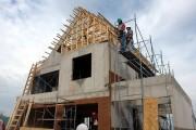Construction de maison moderne - Grande durabilité