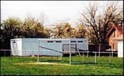 Construction modulaire de vestiaires sportifs - Prefabriqués