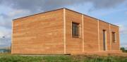 Construction modulaire en bois pour étudiants - S'adapter à toutes les configurations de terrains