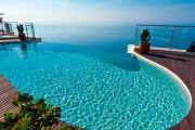 Construction piscine de luxe