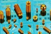 Contacts flexibles en nickel électrodéposé - Longueur totale (mm) : de 1.4 à 5