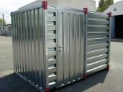 Container de stockage en kit