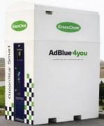 Container de stockage pour adblue - Capacité intérieure de 2900 litres