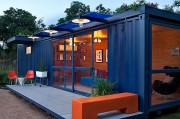 Container habitable