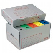 Container ignifugé polypro alvéolé 100% recyclable - Extendos
