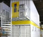 Container industrie électrique - Poste pour la distribution d'électricité