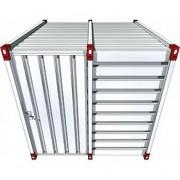 Container porte simple sur côté - Longueurs varies de 2.25 m à 6 m