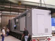 Container shelter - Votre shelter sur mesure pour toutes les applications techniques