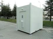 Container shelter en kit - Solution en panneaux sandwich démontables
