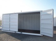 Containers de stockage open side - À ouverture latérale - Système antieffraction