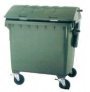 Conteneur à déchets 4 roues multi-usage - Poubelle multi-usage