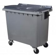Conteneur à déchets roulant 770L - Contenance 770L