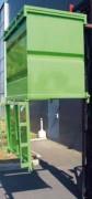 Conteneur à fond ouvrant pour déchets - Volume : 250 à 1500 L