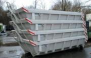Conteneur benne à déchets emboîtable - Contenance : de 3 à 12 m³