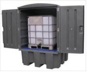 Conteneur de rétention PEHD - Capacité (L) : 1000 L