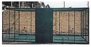 Conteneur de stockage grillagé - Volume : 10 à 30 m3