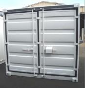 Conteneur de stockage personnalisable - Longueur disponible de 2438 mm à 6058 mm