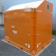 Conteneur de transport aérien - Caisse de transport Reverser