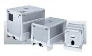 Conteneur en aluminium pliant - Capacité (L) : 200
