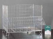 Conteneur en fil gerbable léger - Capacité de charge : 1000 kg