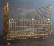Conteneur en fil recyclage DEEE - Capacité de charge : 1000 kg