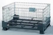 Conteneur grillagé en fil 500 Kg - Conteneur ECA 800, 70508