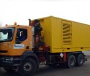 Conteneur industriel - Conteneur manutentionnable par le système ampliroll et multimodal