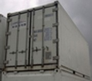 Conteneur isotherme occasion - Container isotherme 20' de 15 m² d'occasion