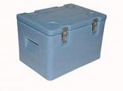Conteneur isotherme refrigéré - Capacité : de 25 à 250 Litres