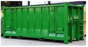 Conteneur maritime et ferroviaire - Type ISO 20 pieds