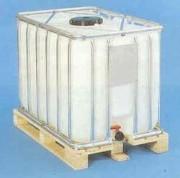 Conteneur palette bois - 600 litres